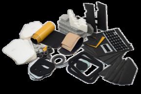 Nauwkeurige Tape Oplossingen - Zelfklevende tapes op maat; tot op de millimeter nauwkeurig