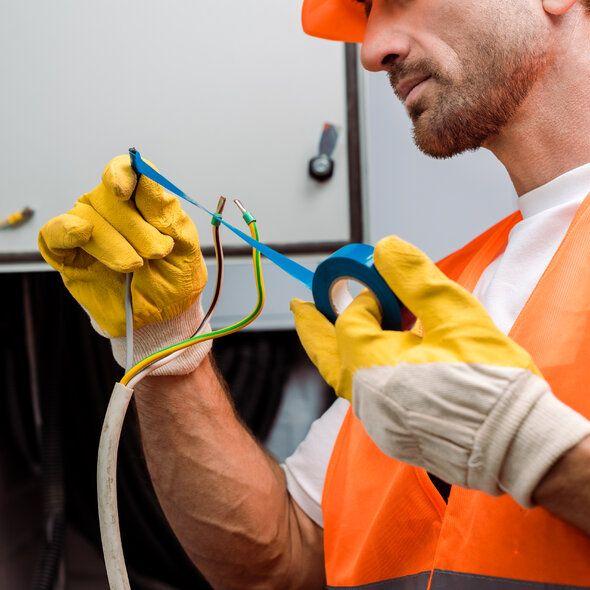 Veilige en Beschermende Tape Oplossingen - Afbeeldingen veilig en beschermend tapekit